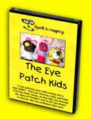 Eye patch Kids DVD